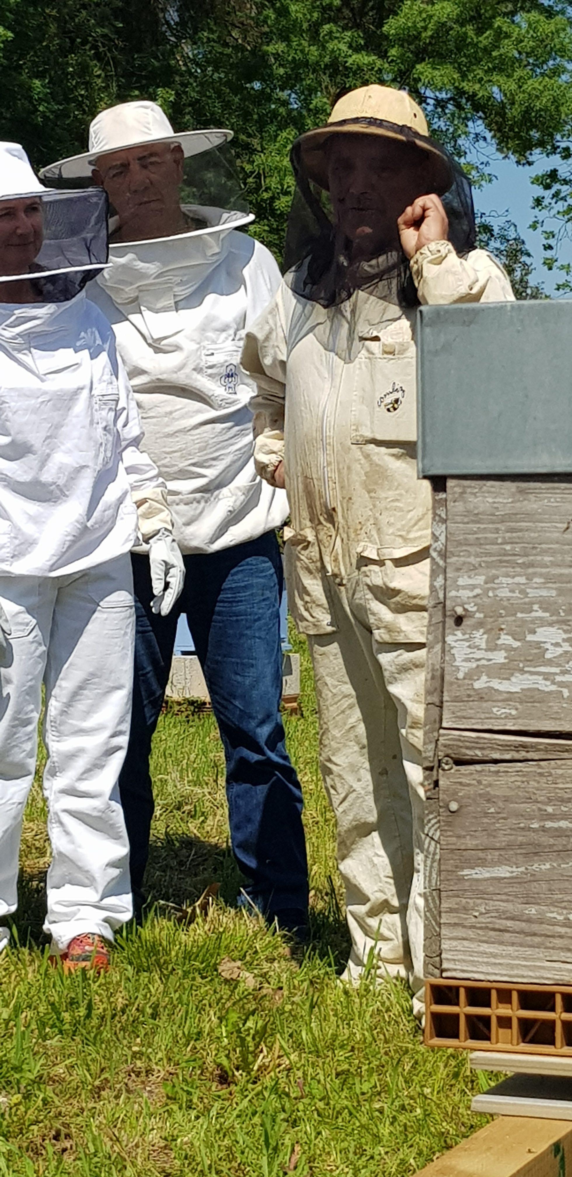 les-apiculteurs