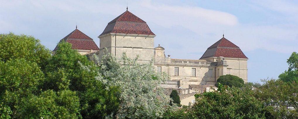 Rucher école du Château de Castries